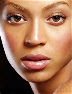 Original Photo of Beyonce
